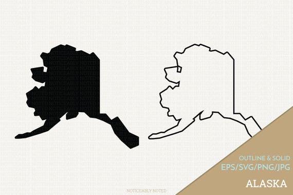 alaska vector state clipart ak clip art alaska svg state etsy rh etsy com clipart alaska flag alaska clipart black and white