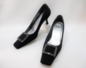 a43fa14f1cf Swarovski heels | Etsy