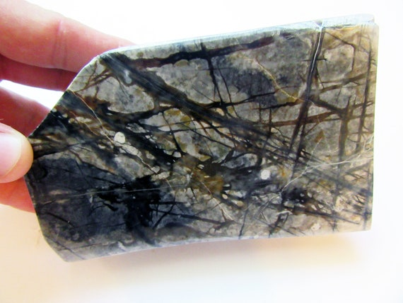 Utah freeform slab Picasso Marble Chuck Polished Picasso Stone or Picasso  Jasper