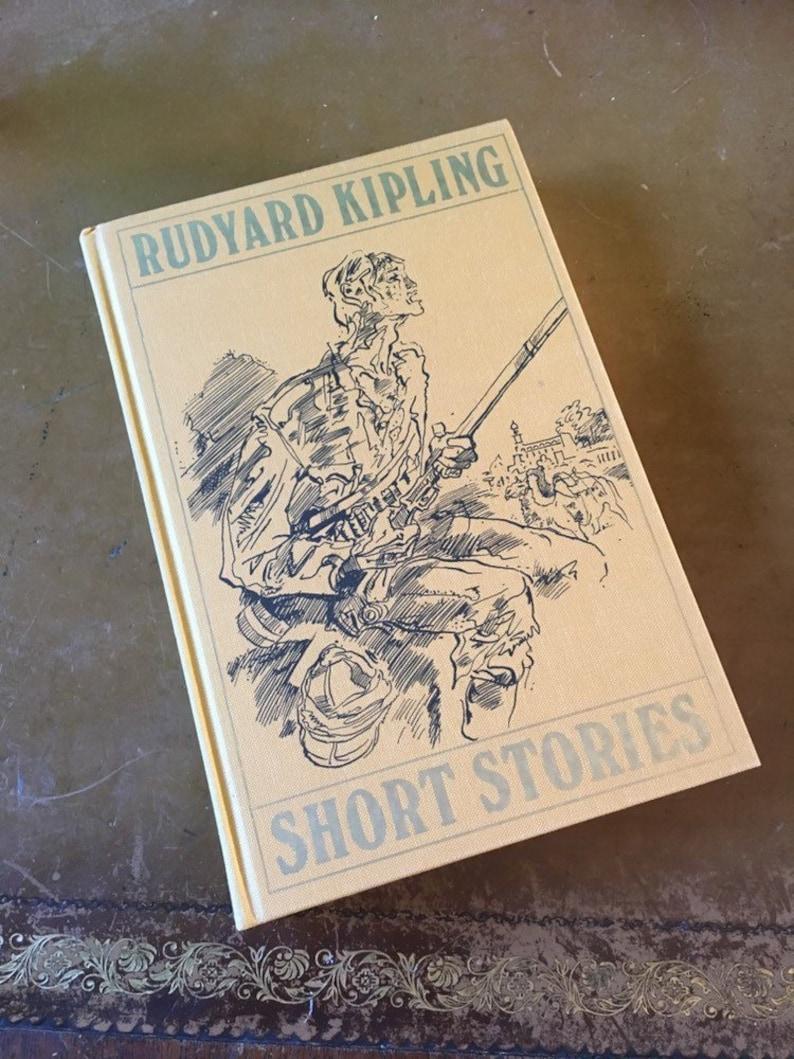 1995 Short Stories by Rudyard Kipling