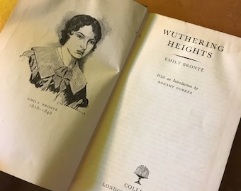 1952 Wuthering Heights by Emily Bronte
