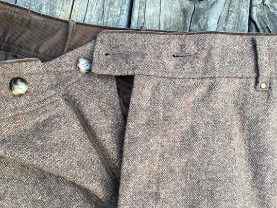 Vintage Wool Gentleman Explorer Eddie Bauer Pants Ropa Para Hombre Pantalones Pantalones Ropa Para Hombre