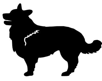 Border Collie (new design - not yet made)