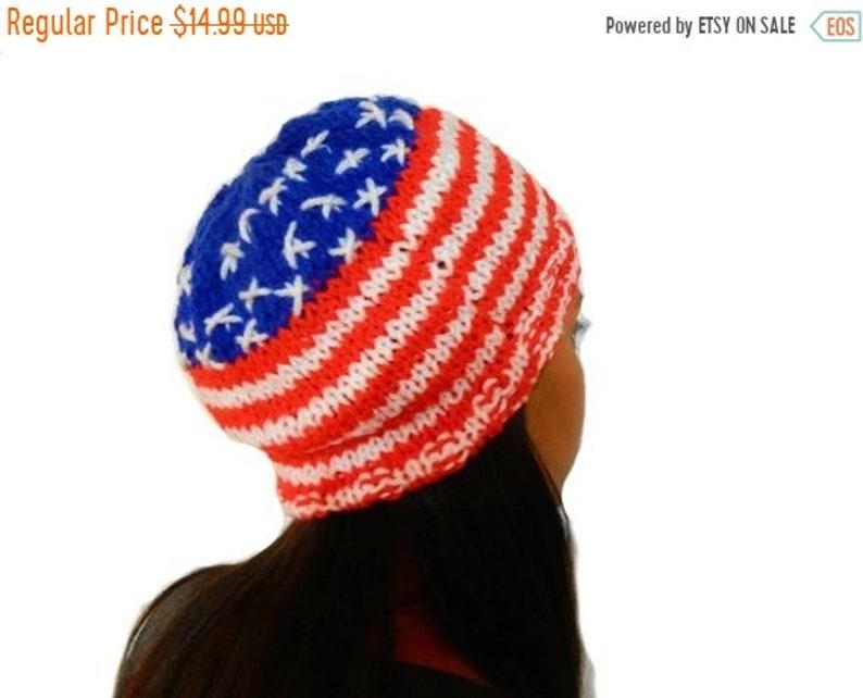 Gorro bandera de los Estados Unidos  b4119f74a2f