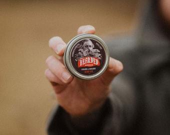 Bearded Nomad's Cinnamon and Bergamot Beard Wax