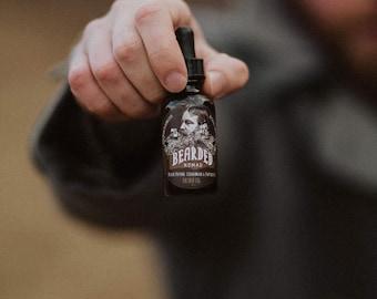 Black Pepper, Cedarwood & Patchouli Beard Oil