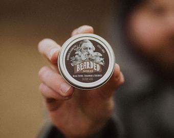 Black Pepper, Cedarwood & Patchouli Beard Wax