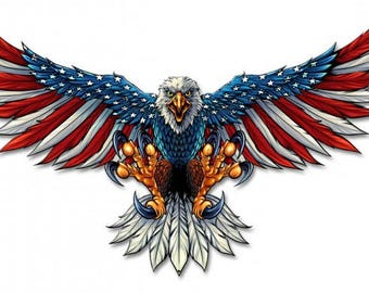 american eagle etsy