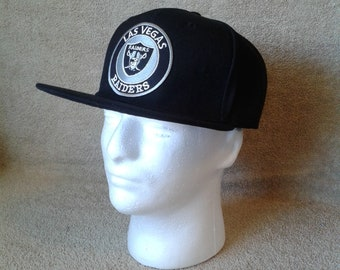 Nfl raiders hat cap | Etsy