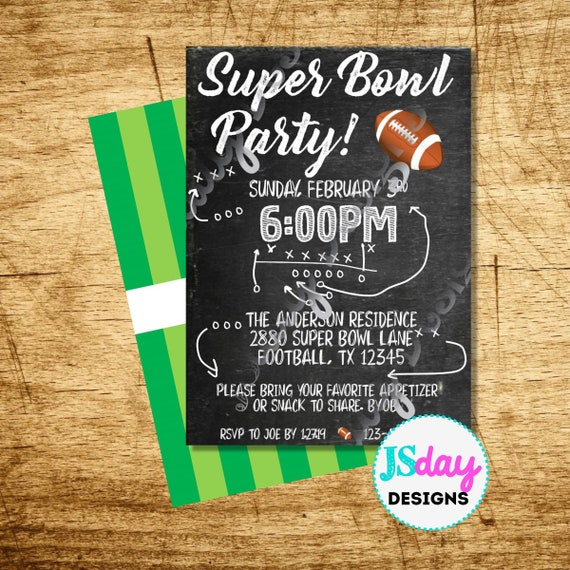 awesome superbowl party invitation wording and 28
