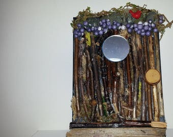 Charming fairy door perfect for your garden fairies.