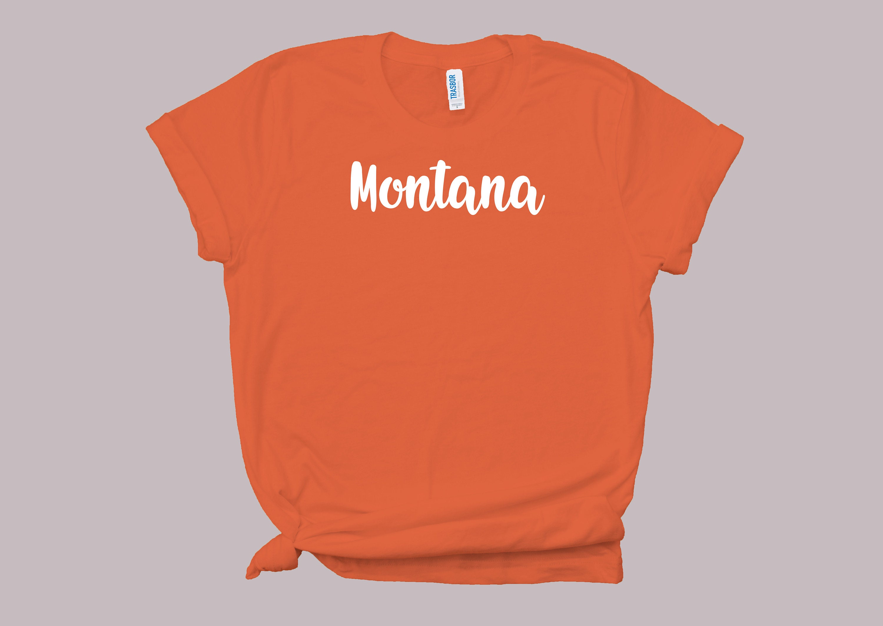 Montana Montana Montana T-shirts | T-shirts avec des citations | T-shirts avec paroles | T-shirts tendances | T-shirts drôles | Fun dictons | Tees USA | Américain T-shirts 1a520a