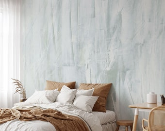 Sage bedroom wallpaper, Peel and stick wallpaper, Nursery accent wall, Wallpaper for walls, Bedroom accent wall, Sage nursery, WFL161