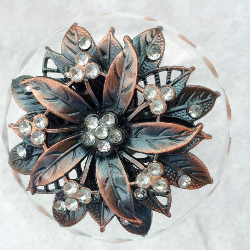Glass Curtain Tiebacks Antique Copper Hooks  Decorative Wall Hooks Tie Backs  Hat Coat Hook Hanger  Curtains Tie Back Tieback Art Deco