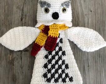 ähnliche Artikel Wie Hedwig Snowy Owl Amigurumi Häkeln Harry Potter