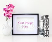 Styled Stock Photography / Product Background / Digital Frame Mockup / Product Photography / Styled Stock Photography / Photography Backdrop