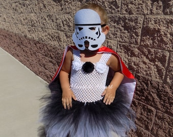 Star Wars Inspired Wrist Cuffs  Storm Troopers White and Black  Arm Bands  Kids Superhero Costume Accessories