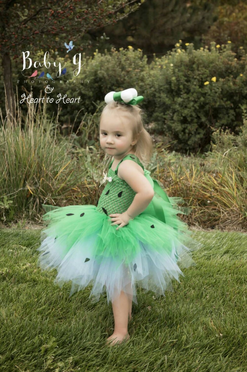 Pebbles Tutu Dress Halloween Costume Birthday Outfit | Etsy