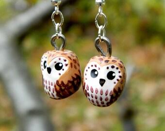 OWL earrings OWL