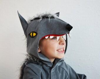 Wolf, werewolf, dog, kids costume, halloween,Wolf, Werewolf, Dog, Kids Costume, Halloween, Kids Costume, Wolf Costume,Halloween Costume,Dog,
