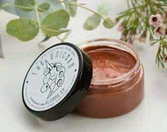 Brightening Australian Pink Clay Mask / Anti Acne  Natural Clay Facemask  to Revitalise and Glow! Vegan Organic Natural Skincare Australian