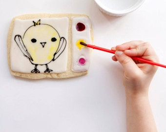 Paint Your Own Sugar Cookies