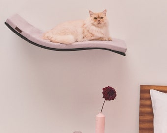 Pets Category Winner: Etsy Design Awards 2020 - Wall Shelf, Wall Bed, Animal Bed, Small Animal Bed, Animal, Cat Bed, Pet Bed, Cosy and Dozy