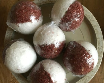 Pokemon Bath Bombs with Pokemon inside | Pokeball Bath Fizzie | Poke Ball / Geekery / Nerdy Girlfriend Gift / Boyfriend Gift / Christmas