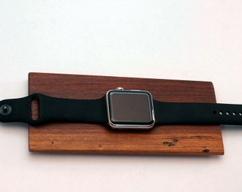 Apple watch, Docking Station, charging station, iwatch stand, wood stand, birthday gift, gift for her, gift for him, shower, wedding gift