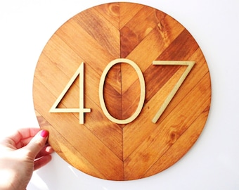 House Number Plaque, House Numbers, House Warming Gift, House Number Sign, House Decor, House Warming, Address Sign, Address Plaque