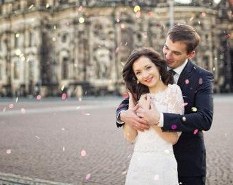Confetti Photoshop Overlays, Confetti Overlays, Photoshop Overlays, Photo Overlays, Digital Backdrop, Wedding Confetti, Photo Effect