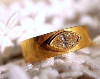 900 gold ring, gold ring with diamond, wedding ring, engagement ring, eye gold ring 22k, diamond ring 22k, 900 gold ring, evil eye ring