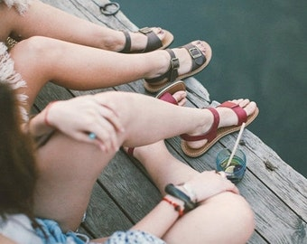 Leather Sandals, Bordo Leather Sandals, Gladiator Sandals, Women's Shoes, Summer Shoes, Boho Sandals, Bordo Greek Sandals, Summer Sandals