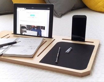 LapPad Original - Laptop Table & Portable Workstation -- Free and Fast Shipping --