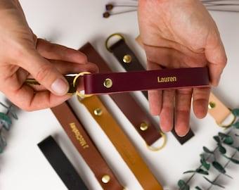 leather wristlet keychain personalized wristlet keychain wrist lanyard for key wrist strap key fob wristlet leather keychain wristlet