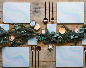 Olivia Rubin x Etsy Placemat and Coasters Dining Set