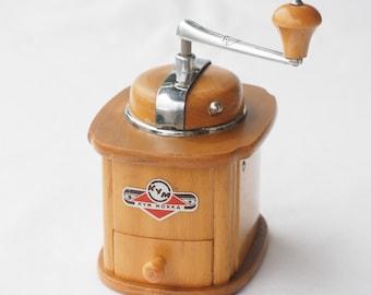 Ultra RARE Vintage KYM # 9490 Coffee Grinder