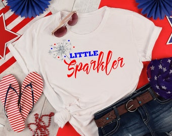 Girl Little Sparkler T-Shirt - Toddler American Girl