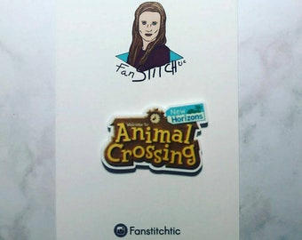 Animal Crossing Needle Minder