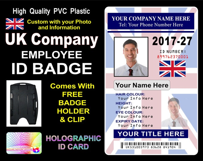 company id card 2 theidguru