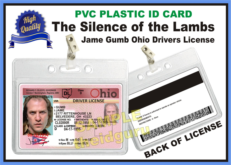 driver license class d ohio