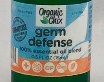 Germ-Defense Essential Oil Blend