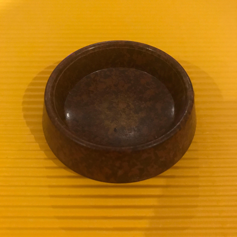 Vintage Brown Bakelite Castor Cups Set Of 4 Furniture
