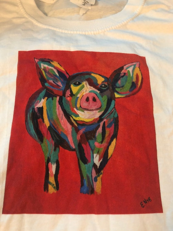 Youth Pig T-Shirt