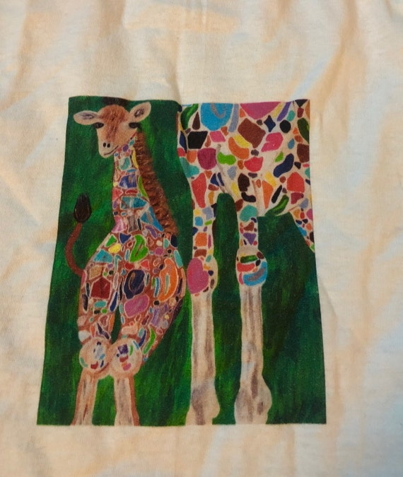 Youth Giraffe T-Shirt