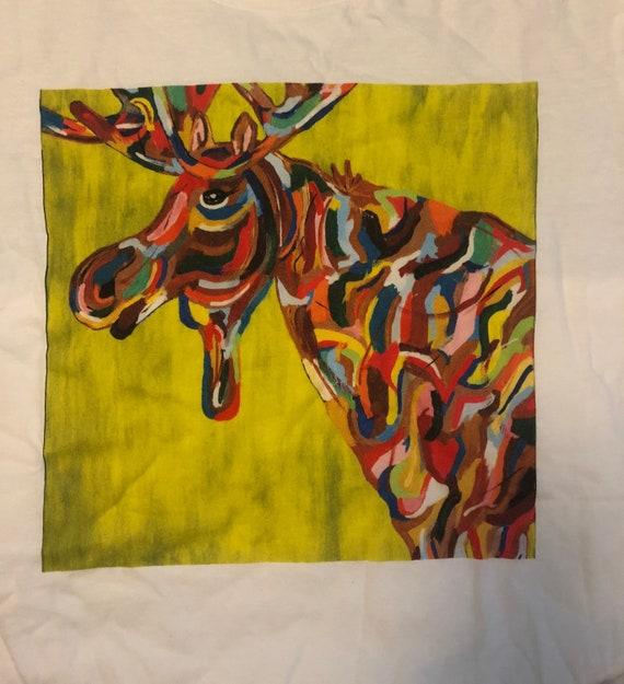 Adult Moose T-Shirt
