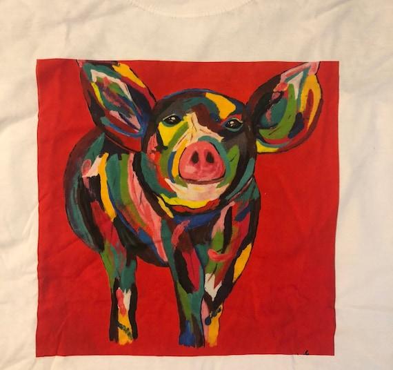 Adult Pig T-Shirt