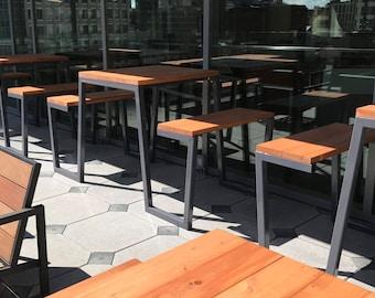 Custom Bar Height Table