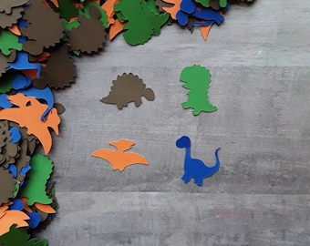 Dinosaur Birthday Decorations Party Boy Dino Confetti Table Scatter Dinos
