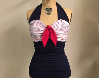 Helen Sailor Swimsuit